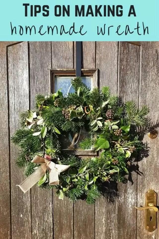wreath making tips