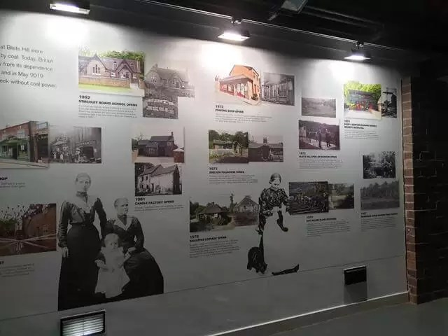 history of blists hill