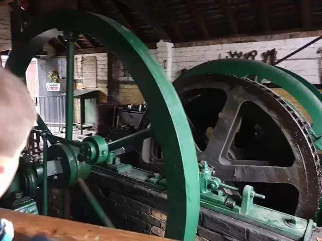old wheels machinery