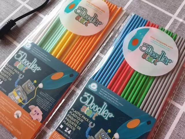 3doodler plastic sticks