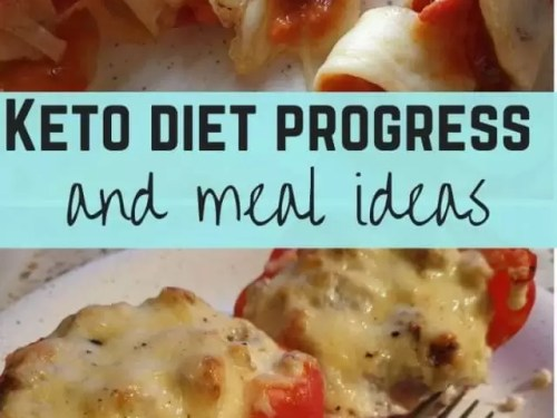 keto diet and meal ideas week 4
