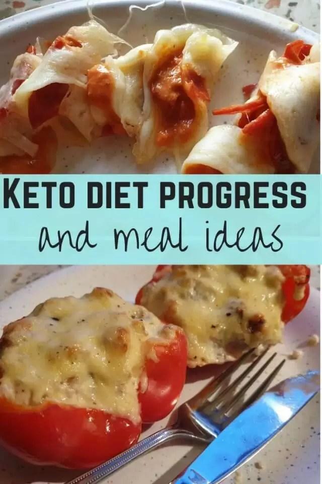 keto diet and meal ideas week 4