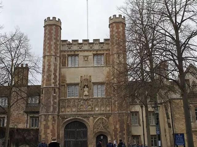 college building in Cambridge