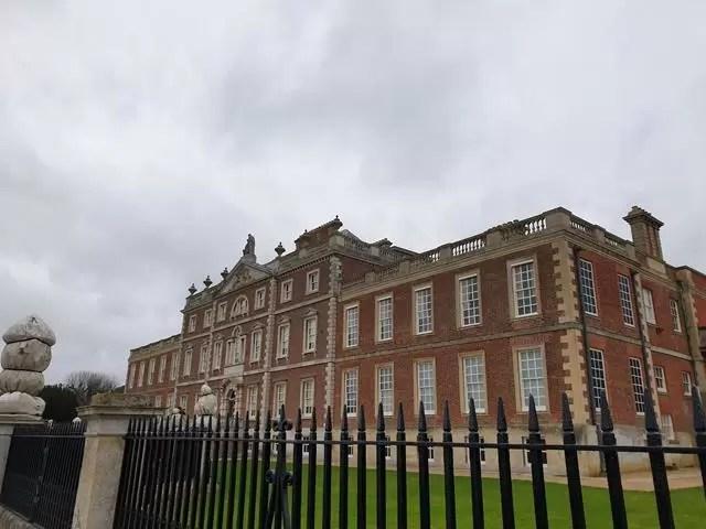 Wimpole House