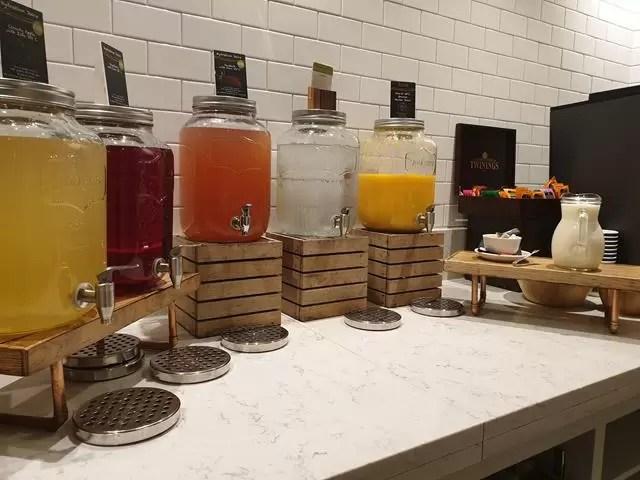 fruit juices choices