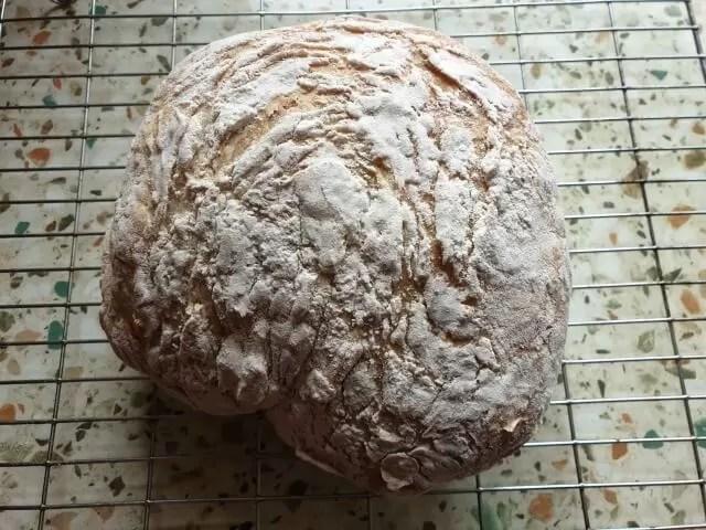 Mel's easiest crusty bread