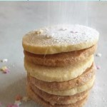 Four ingredient All Butter Cookies recipe