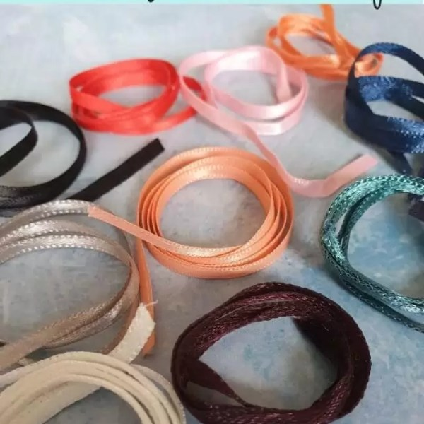 23 quick ways to use unwanted clothing ribbon loops
