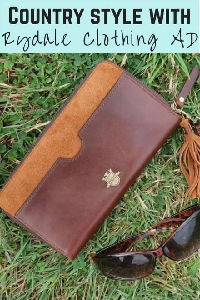 Rydale clutch purse review