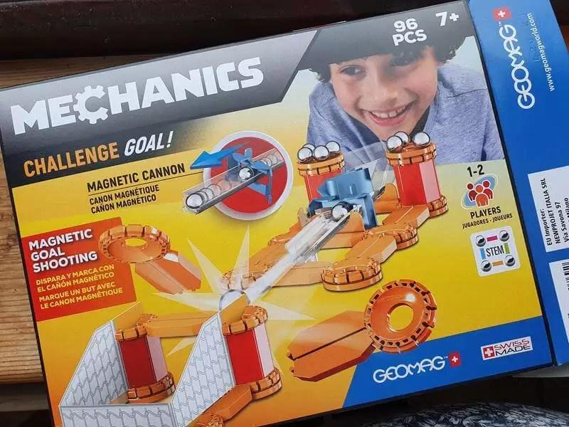 Geogmag mechanics set