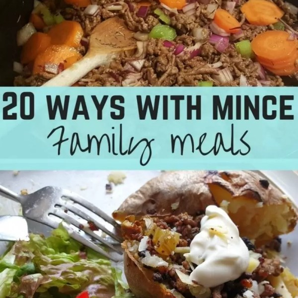 20 ways with mince dishes and how to defrost mince fast