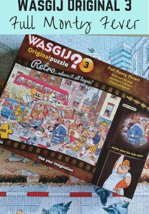 Wasgij original 3 full monty fever solution