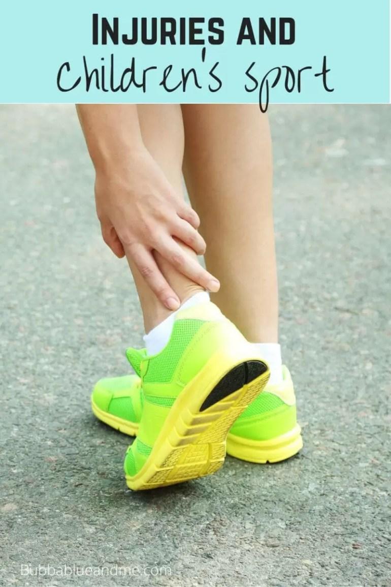injuries and children's sport