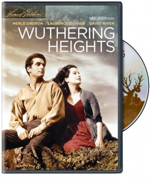 Wuthering Heights 1939 B& W DVD