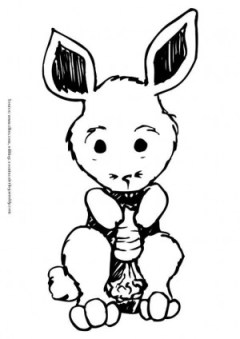 cute-bunny-coloring-sheet