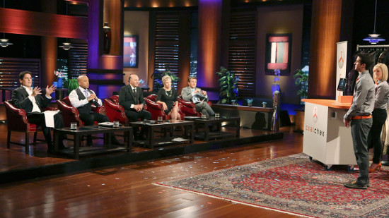 shark tank entrepreneur screenshot