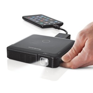 Brookstone HDMI Phone Projector