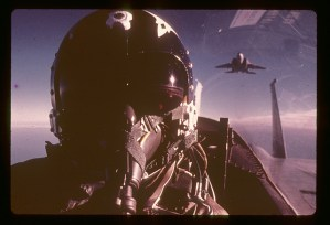 F-15 Strike Eagle Pilot