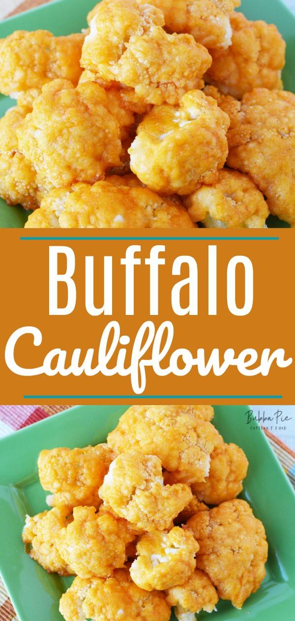 Buffalo Cauliflower Pin