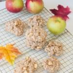 Apple Oatmeal Cookies Recipe is the perfect fall recipe