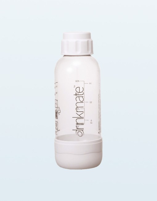 500ml bottle for DrinkMate juice or water Carbonator