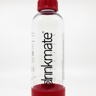 bubble-bro - picture of DrinkMate Red 1L Bottle