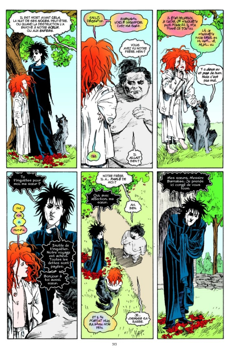 Sandman par Neil Gaiman & Co, Urban Comics
