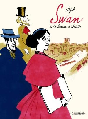 Swan Néjib Gallimard BD