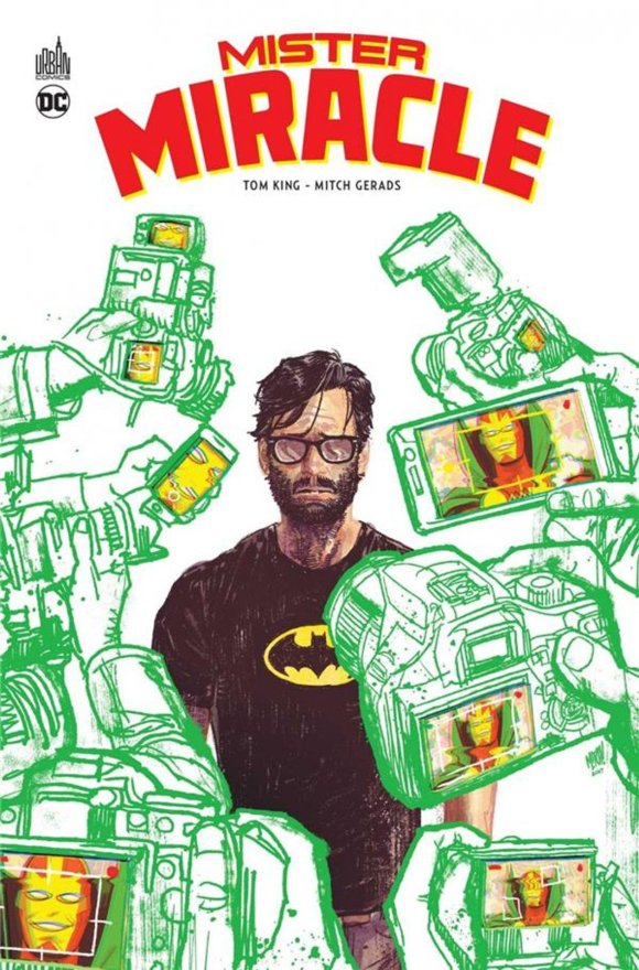 Mister Miracle de Tom King et Mitch Gerads, Urban Comics