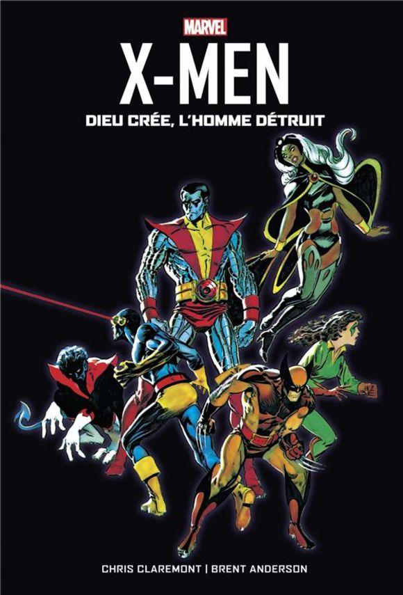 X-Men Dieu crée, l'homme détruit de Chris Claremont & Brent Anderson