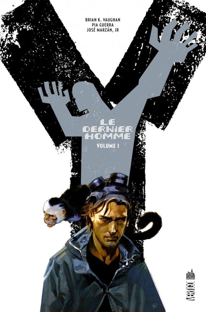 Y : Le Dernier Homme de Brian K. Vaughan & Pia Guerra, Urban Comics
