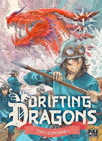 Drifting Dragons de Taku Kuwabara, Pika