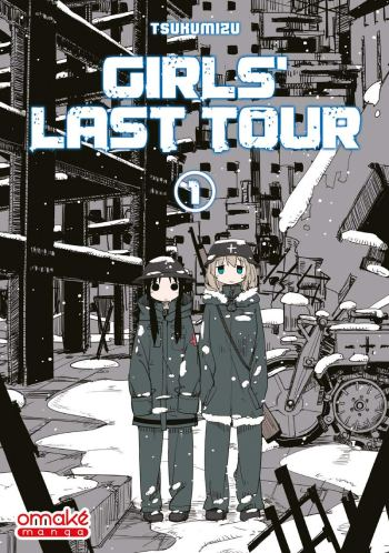 Girls' Last Tour de Tsukumizu, Omaké