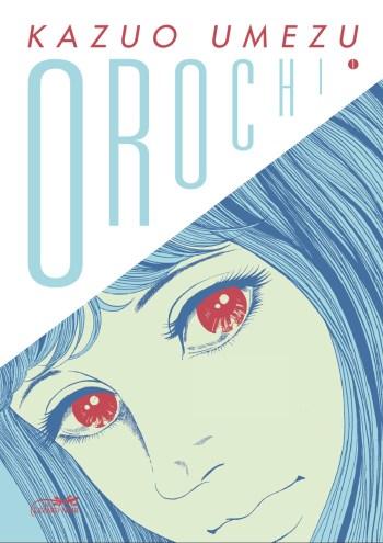 Orochi de Kazuo Umezu, Le lézard noir