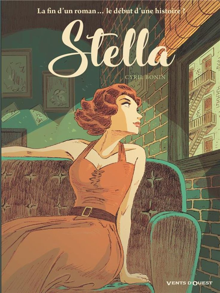 Stella de Cyril Bonin, Vent d'Ouest