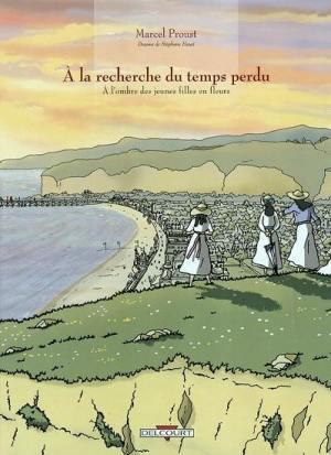 A la Recherche du Temps Perdu, l'oeuvre-fleuve de Marcel Proust, existe aussi en bande dessinée : sept tomes chez Delcourt par Stéphane Heuet et Stanislas Brézet.