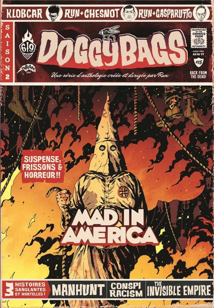 Doggybags #15 de collectif, Ankama