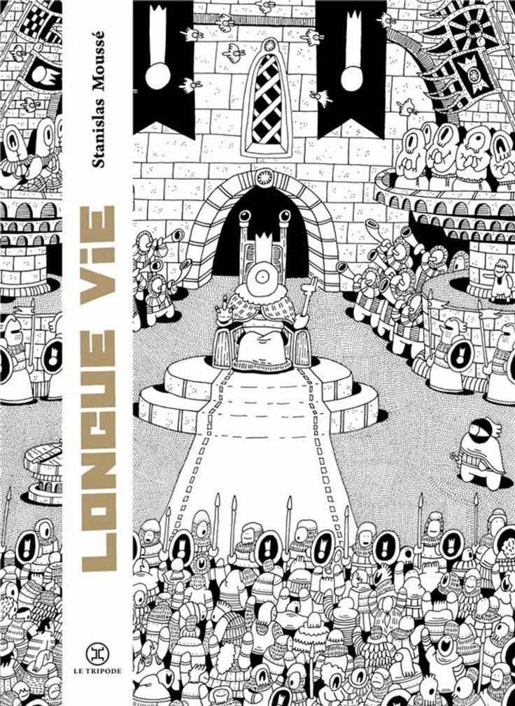 Longue vie de Stanislas Moussé, Le Tripode