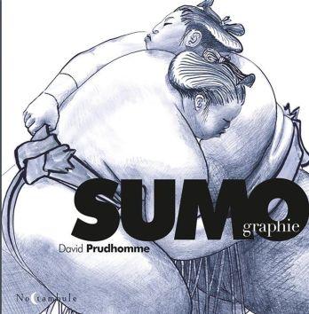 Sumographie de David Prudhomme et Sonia Déchamps, Soleil