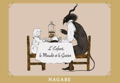 L'Enfant, le Maudit et le Goûter de Nagabe, Komikku