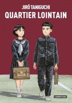 Quartier lointain (Japon, première parution en 1998), de Jirô Taniguchi