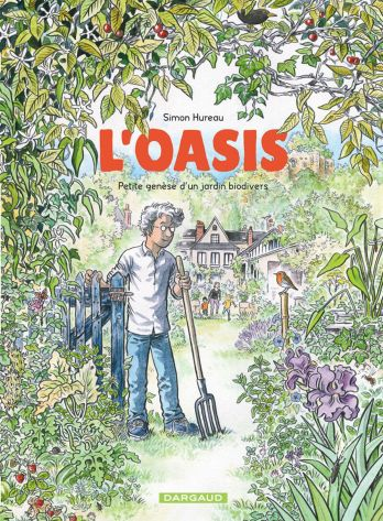 L'Oasis de Simon Hureau, Dargaud