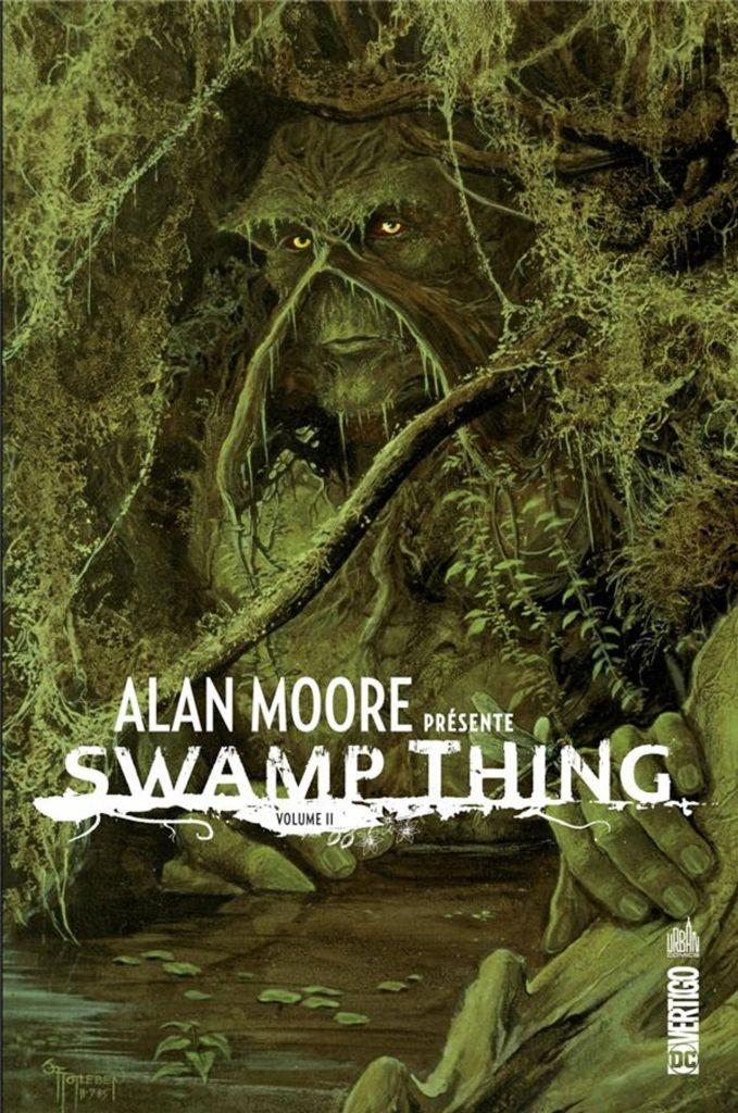 Alan Moore Présente Swamp Thing T2 de Alan Moore, Urban Comics