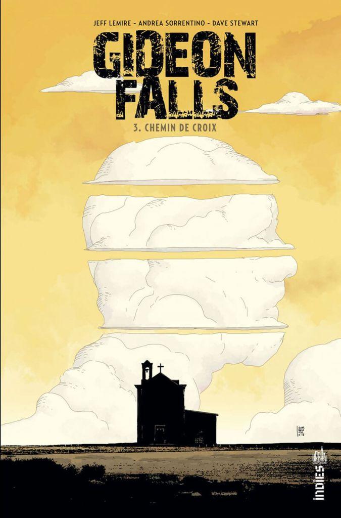 Gideon Falls T3 : Chemin de croix de Jeff Lemire & Andrea Sorrentino, Urban Comics