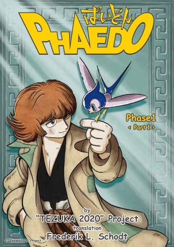 """Phaedo : un pastiche de qualité signé """"Tezuka 2020 Project"""", qui ne va pas s'arrêter à un simple test."""