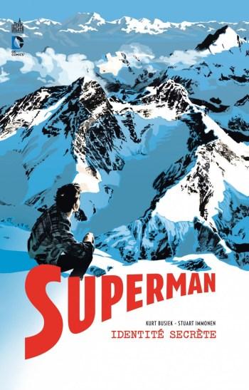 Superman : Identité Secrète de Kurt Busiek et Stuart Immonen, Urban Comics