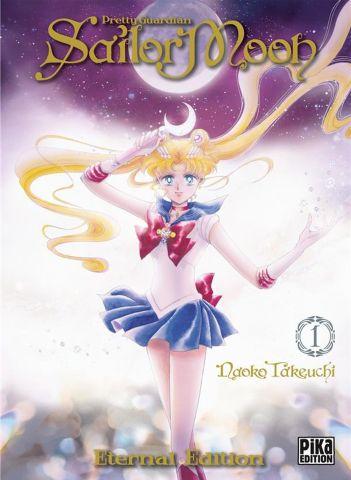 Sailor Moon - Eternal Edition de Naoko Takeuchi, Pika