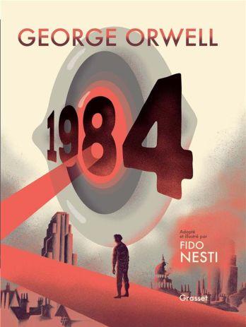 1984 de George Orwell, Grasset Et Fasquelle