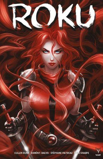 Roku de Bunn Cullen, Bliss Comics