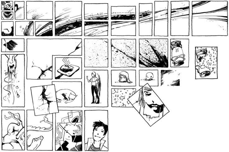 Panorama de Michel Fiffe, Delirium